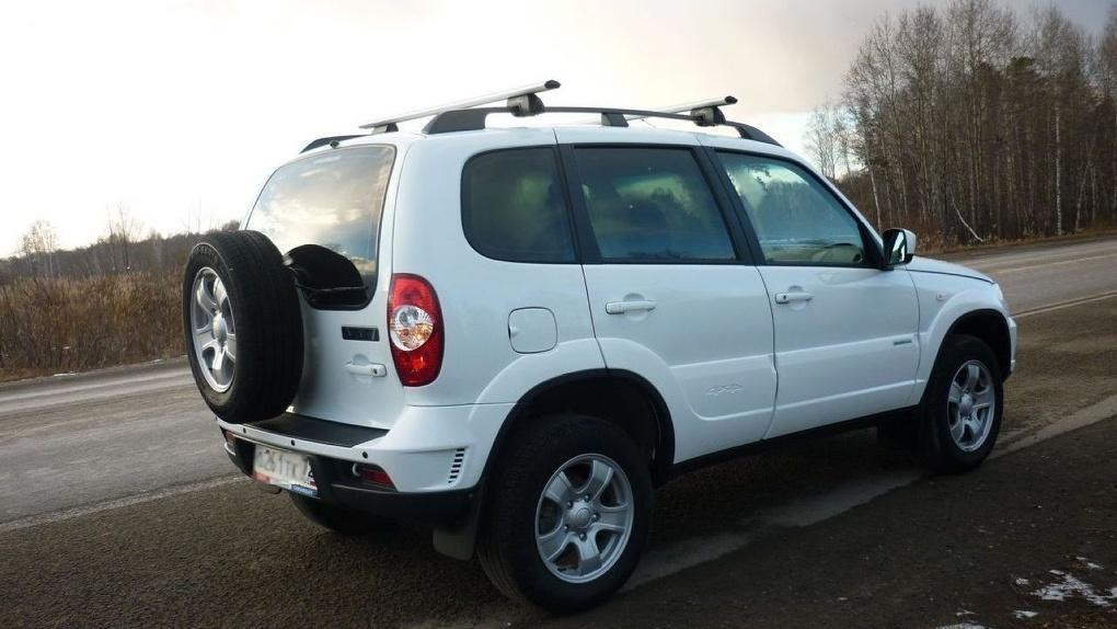 Судебный департамент Тамбовской области закупит две Chevrolet Niva для районных судов
