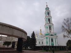 Олег Бетин обещает сохранить Соборную площадь