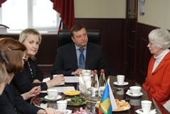 Глава Тамбова обменялся опытом работы с немецкими коллегами