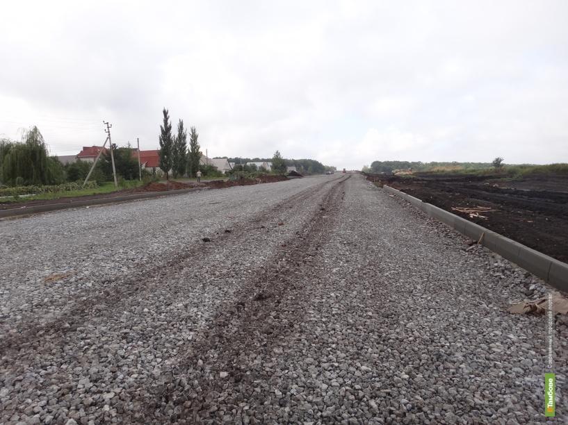 Открытие путепровода в Тамбове снова отложили