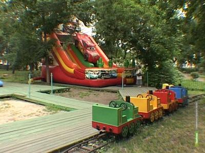 В парке культуры Тамбова нашли смертельно опасный аттракцион