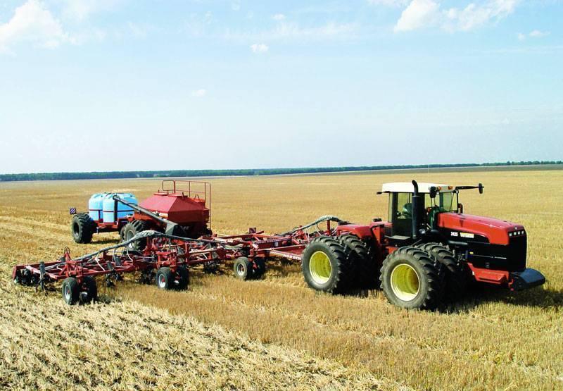 Губернатор возлагает большие надежды на развитие сельского хозяйства в регионе