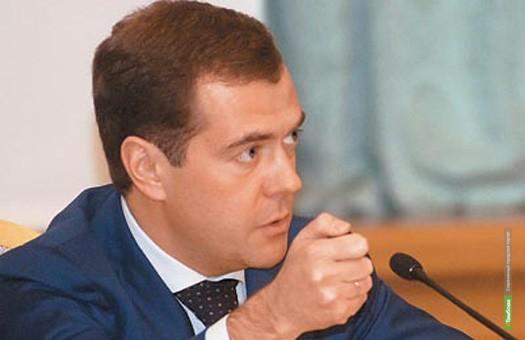 Президент Медведев оценил совет тамбовского судьи