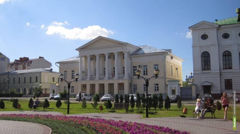 Глава Тамбовщины снова поднял проблему облика областного центра