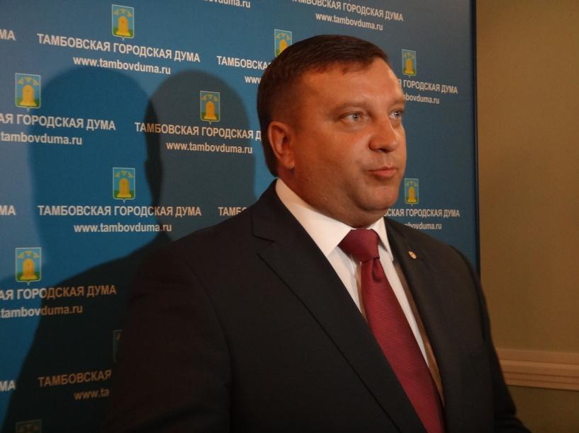 Алексей Кондратьев сдал экзамен по ЖКХ