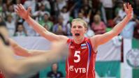 Российские волейболисты вышли в полуфинал ЧЕ