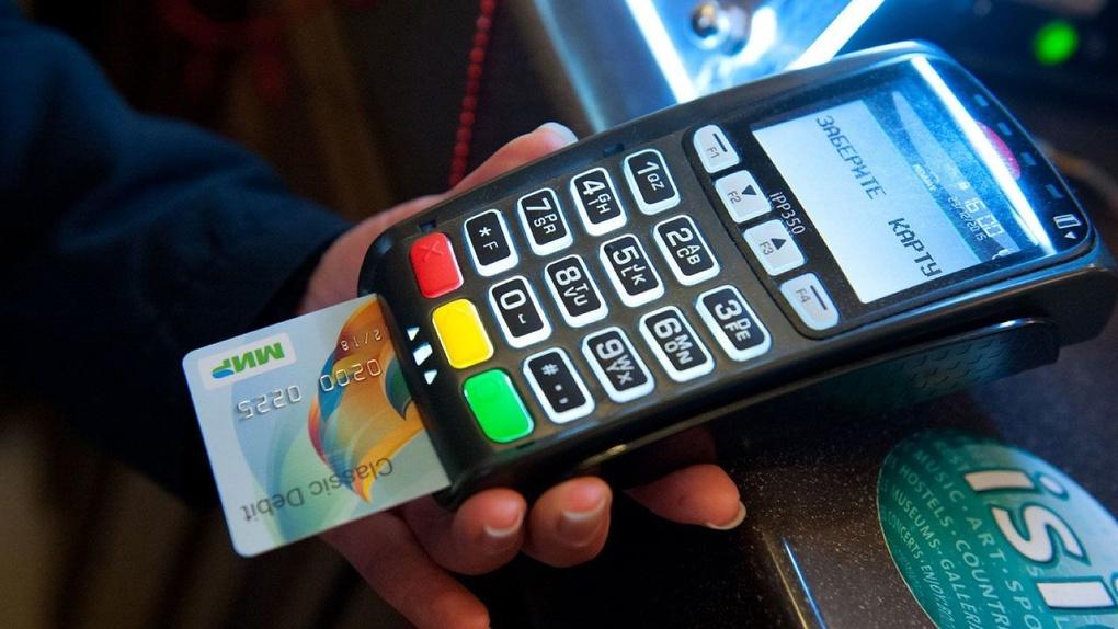 Тамбовчане стали чаще расплачиваться картами в магазинах