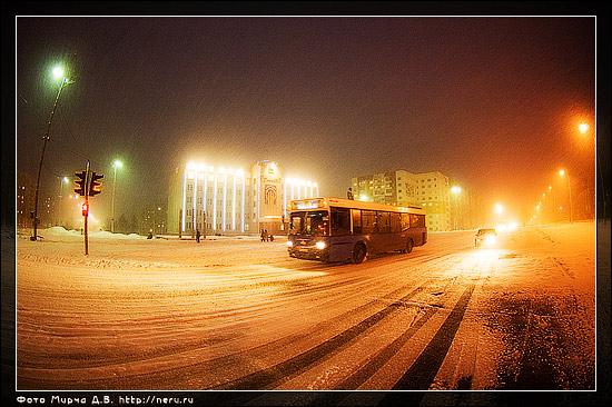 В новогодние каникулы общественный транспорт Тамбова переходит на праздничный режим работы