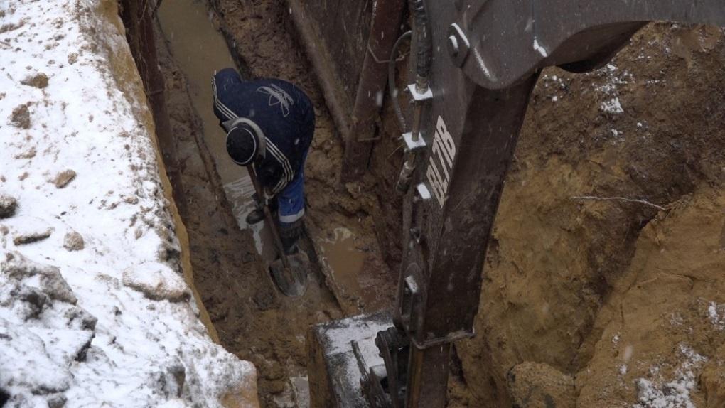 В ремонт изношенных канализационных труб в Тамбове инвестируют 3 миллиарда рублей
