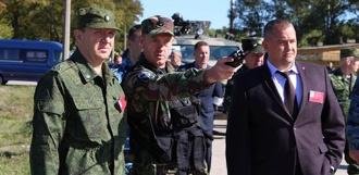Условные террористы в Лётке: в Тамбове прошли масштабные учения