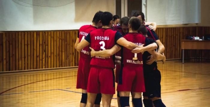 Тамбовские волейболисты проиграли команде из Россоши