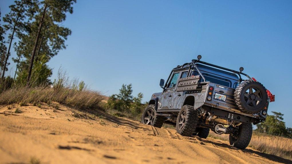 Джипы грязи не боятся: тамбовчане открыли первый внедорожный туристический маршрут