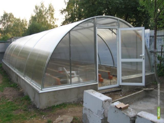 В Тамбовской области построят уникальные теплицы