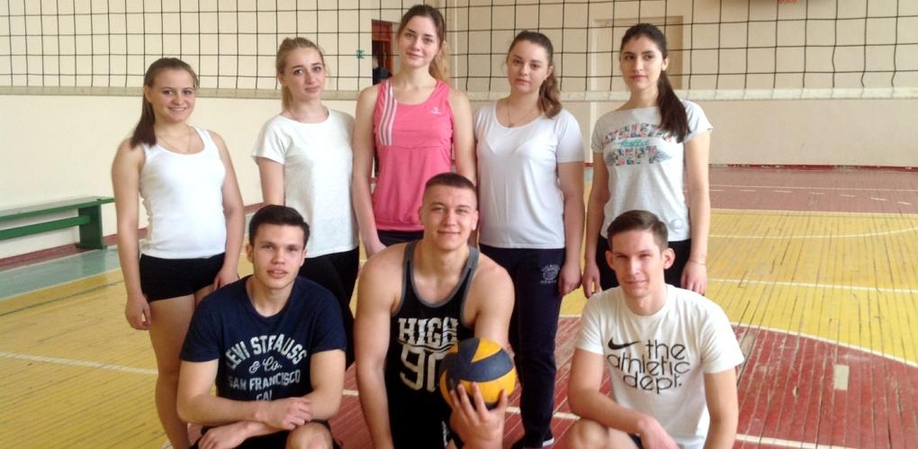В Тамбовском филиале РАНХиГС завершилось первенство по волейболу