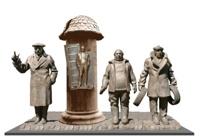 Искусствоведы Тбилиси бастуют против подарка Церетелли