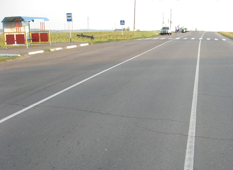 В Мордовском районе в ДТП погиб молодой парень