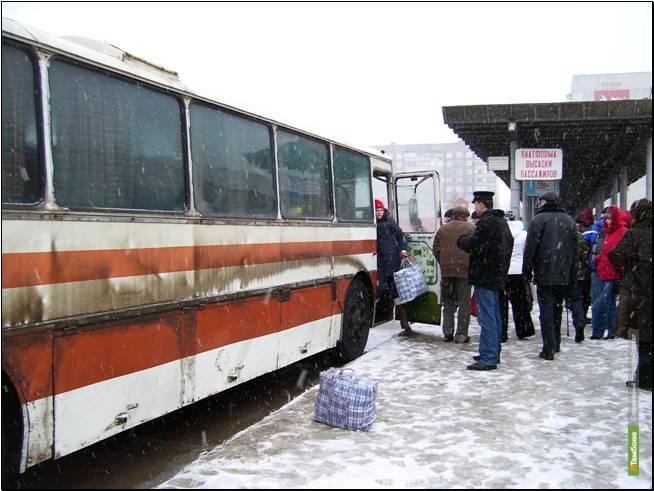 В Тамбове отменили комиссионный сбор за предварительную покупку билетов на автобусы