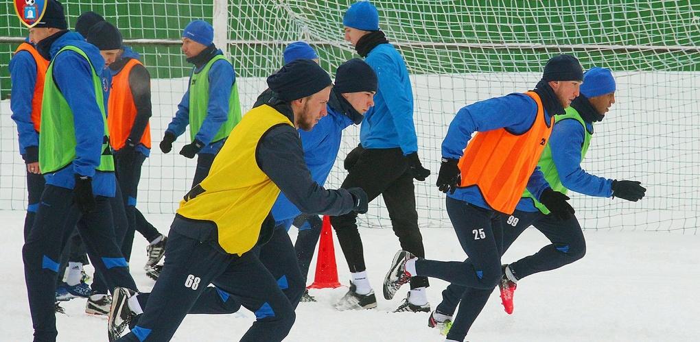 На второй сбор с ФК «Тамбов» отправятся три игрока «молодежки»