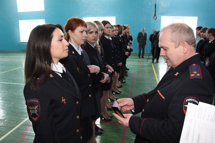 В Тамбовской области выберут лучшую женщину-полицейского