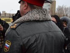 Пьяный житель Мичуринска избил полицейского