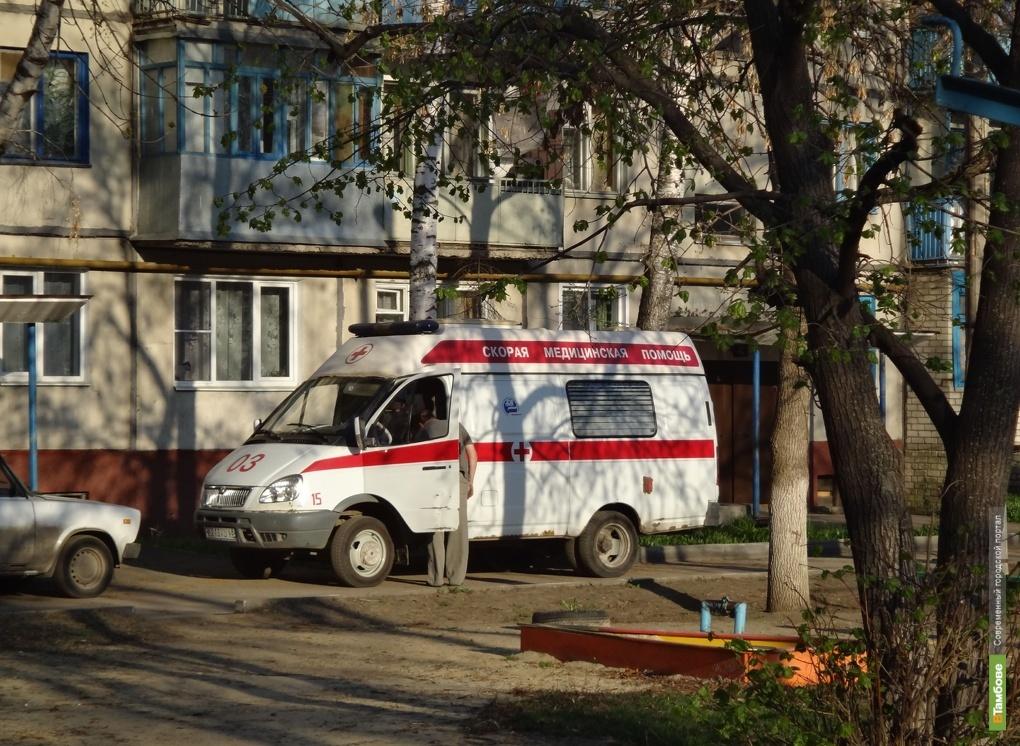 Под Тамбовом в санатории дети отравились белладонной