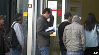 В Европе безработица достигла рекордно высокого уровня