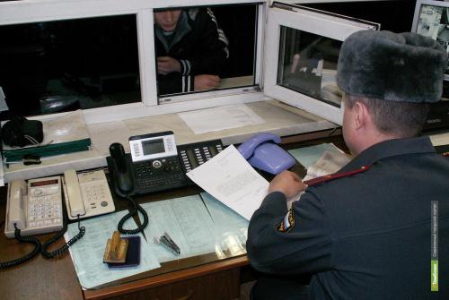 Полицейские Тамбовщины поймали угонщиков на месте преступления