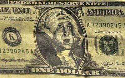 Доллар рухнет через три дня