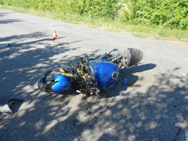 На трассе М-6 «Каспий» погиб молодой мотоциклист