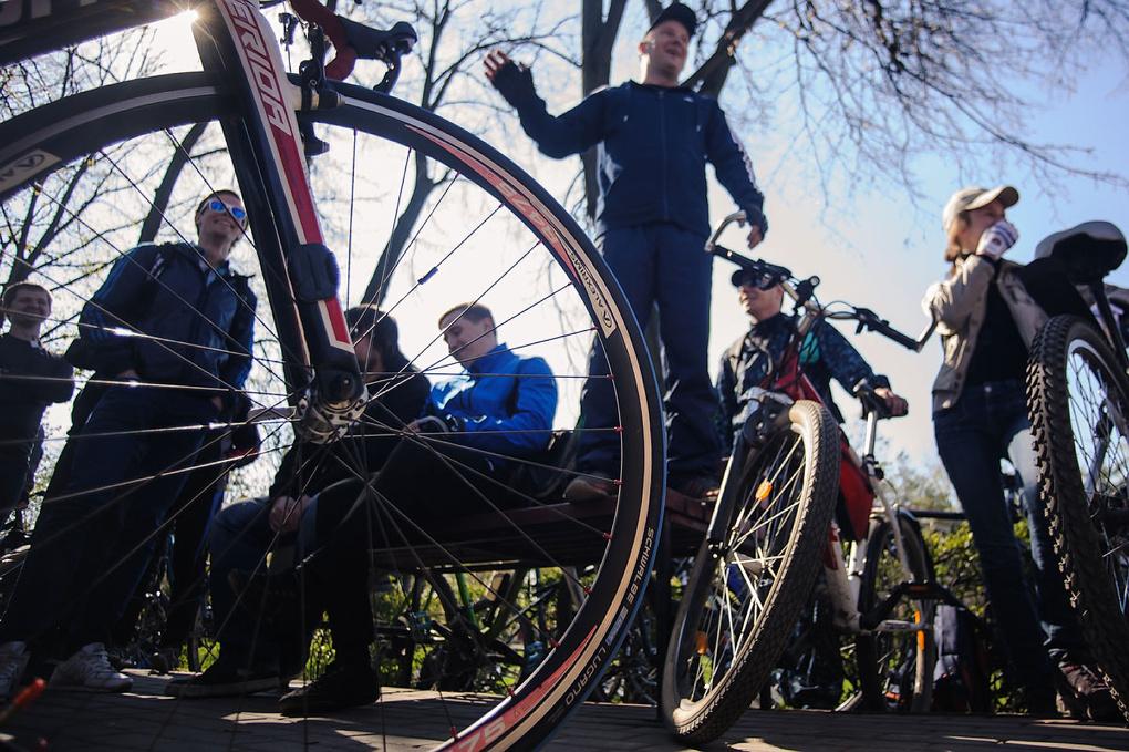 За рулём велосипеда: правила и рекомендации