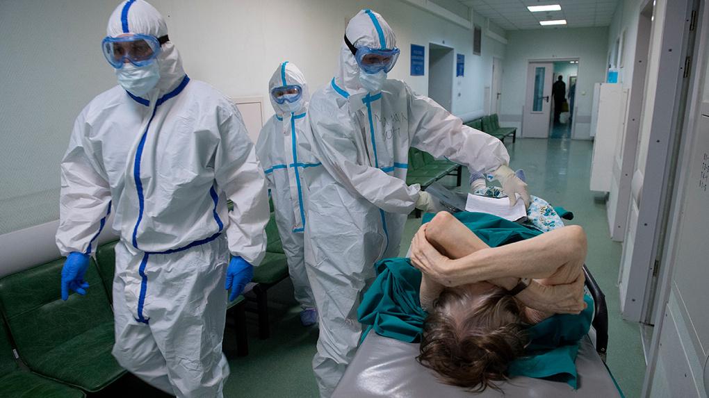 В Тамбовской области умер ещё один пациент с коронавирусом