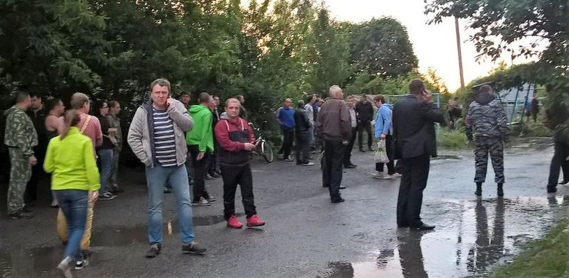 Хроника ЧП в Моршанске: жильцам двух подъездов разрешили вернуться домой