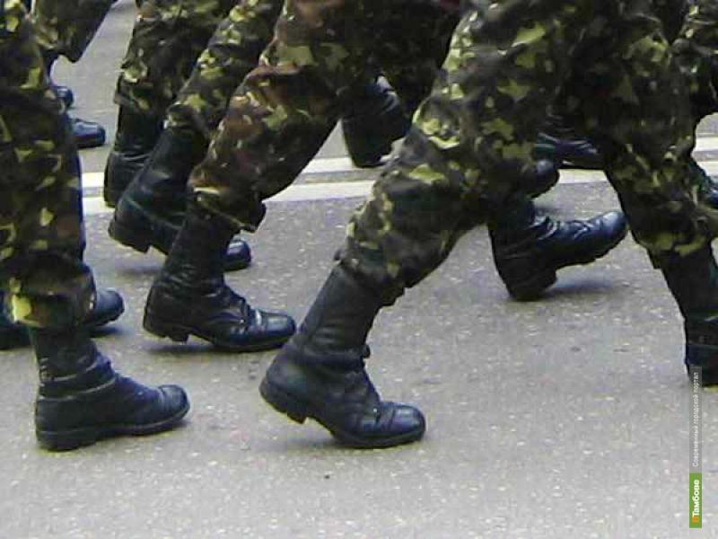От службы в армии уклоняется 21 тамбовчанин