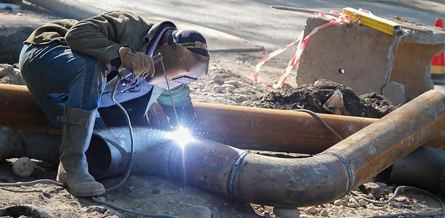 В администрации города оценили объемы и результаты капитального ремонта сетей теплоснабжения и водоснабжения