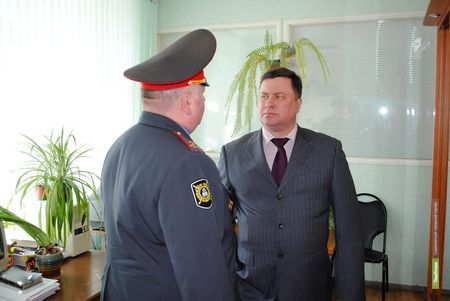Тамбовские силовики уехали на Северный Кавказ