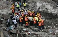 Жертвами обрушения здания в Индии стали 14 человек