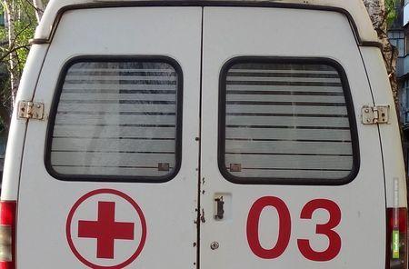 Авария с 4 авто произошла в центре Тамбова