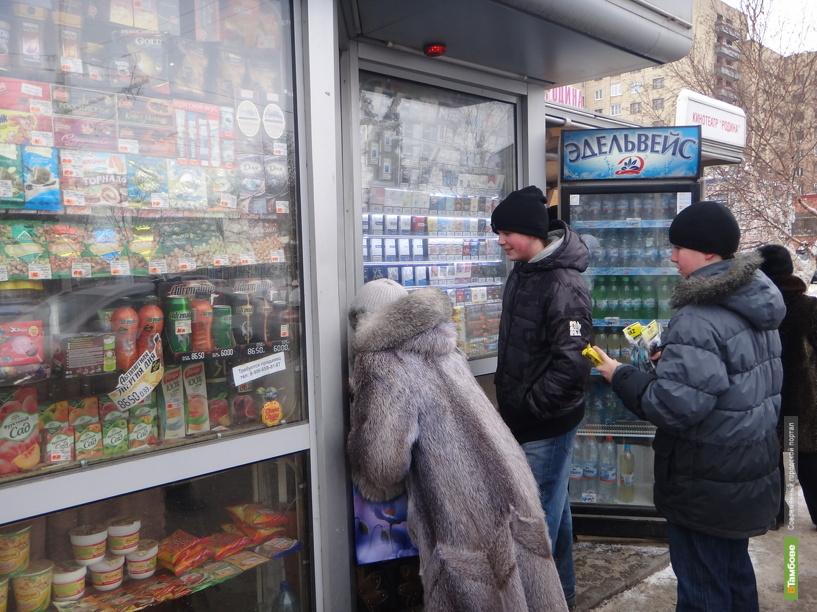 В Тамбове алкоголик отобрал у школьника 65 рублей
