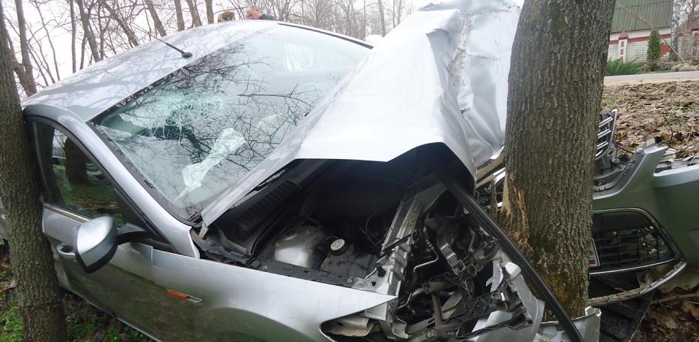 В Мичуринске в ДТП пострадали три человека