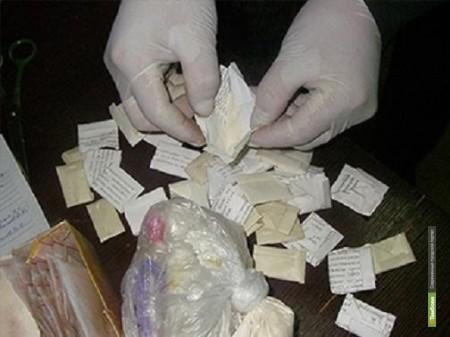 Наркополицейские перекрыли крупный канал поставки героина