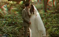 Первую в мире свадьбу в формате 3D сняли в Америке