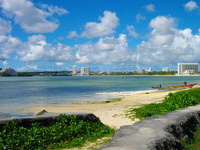 На американский остров Гуам россиян пустят без виз