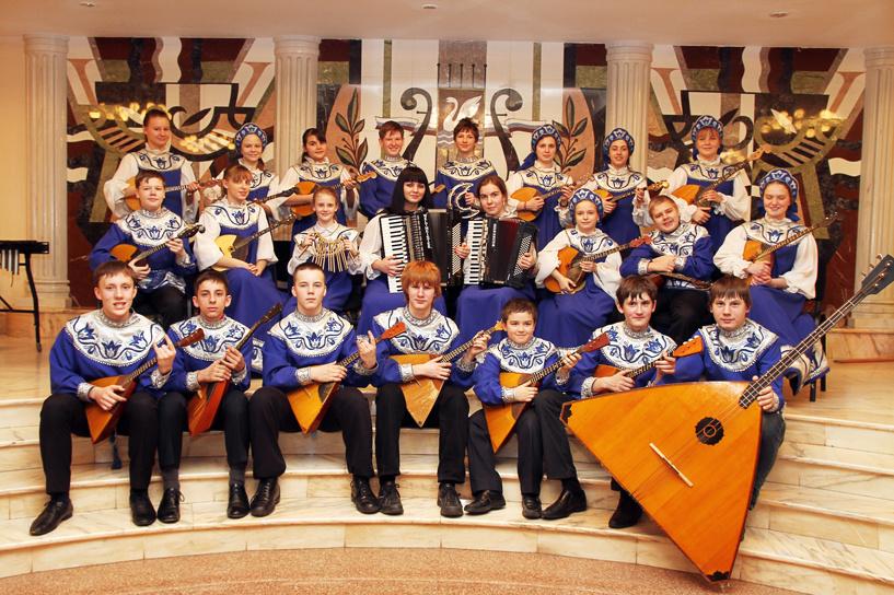Юные тамбовчане выиграли на конкурсе «Музыкальная Московия»