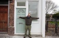 В Лондоне продается дом шириной 2 метра