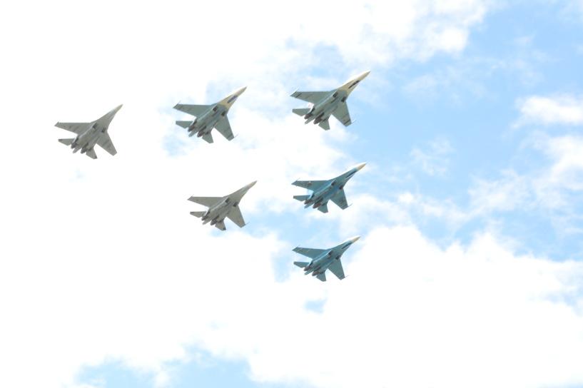 Тамбовчан ждёт большое авиационное шоу