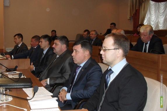 В Тамбове свою работу начал координационный совет по вопросам ЖКХ