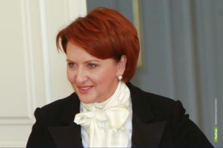 Елена Скрынник будет питаться тамбовскими продуктами