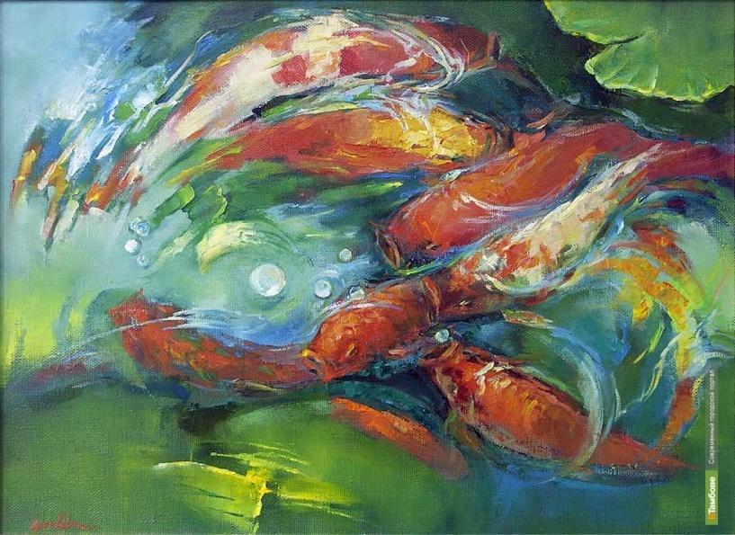 Тамбовские художники заранее отпразднуют приход весны