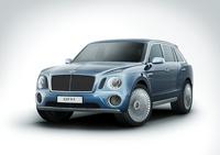 Компания Bentley показала вседорожник со сложным именем и судьбой