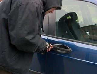 Тамбовских подростков поймали на краже машин
